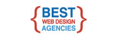 the best web design agencies logo