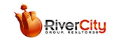 the river-city logo