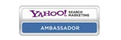 the yahoo ambassador logo